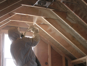 attic insulation installations for Pennsylvania